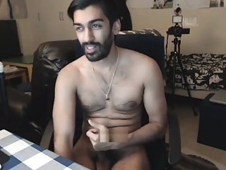 Hot hairy Indian cumshow 10:15 2019-02-14