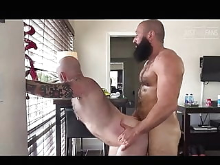 Video 021 amateur bareback bear