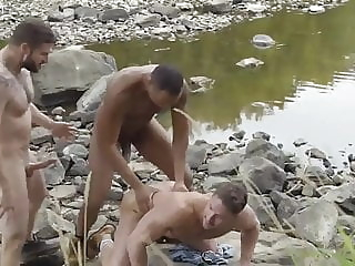 Into The Woods bareback big cock blowjob