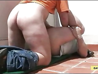 Bear Daddy Fucked at The Roof 6:43 2021-01-07