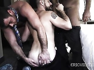 EricVideos - Getting Loaded At Lunch Time bareback big cock daddy